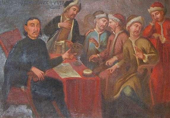 Марко Мартиновић, Србин који је обучавао кадете Петра Великог